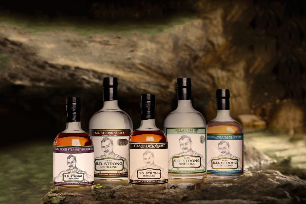 S.D. Strong Distilling